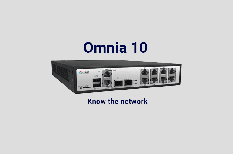 Introducing OMNIA 10